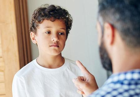 دروغ گفتن به کودکان چه عواقبی دارد؟ right lie children