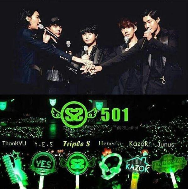 SS501 fanclub, ss501 fandom, green peas, triple s