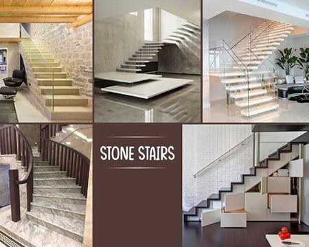 بهترین مدل سنگ راه پله Staircase Stone