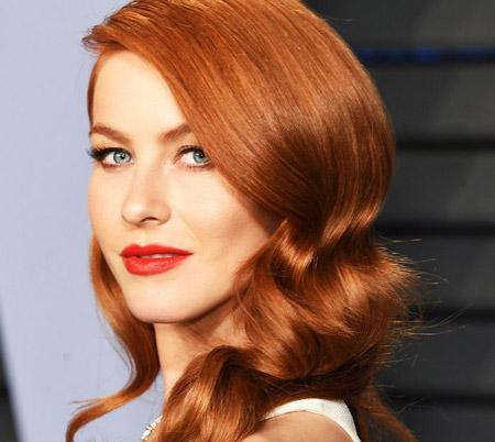 چه نوع آرایش با رنگ موی مسی داشته باشیم؟ makeup copper hair