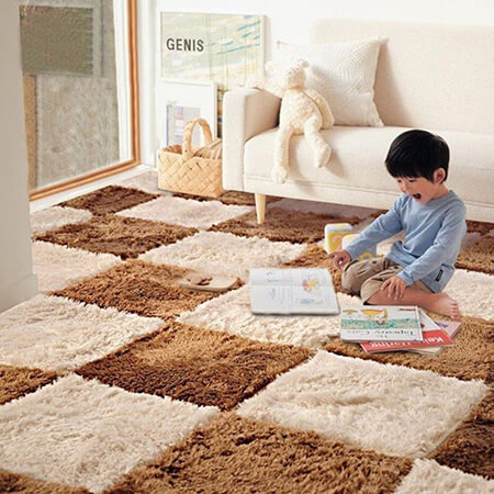ویژگی موکت مدولار یا موکت تایل چیست؟ features modular carpet