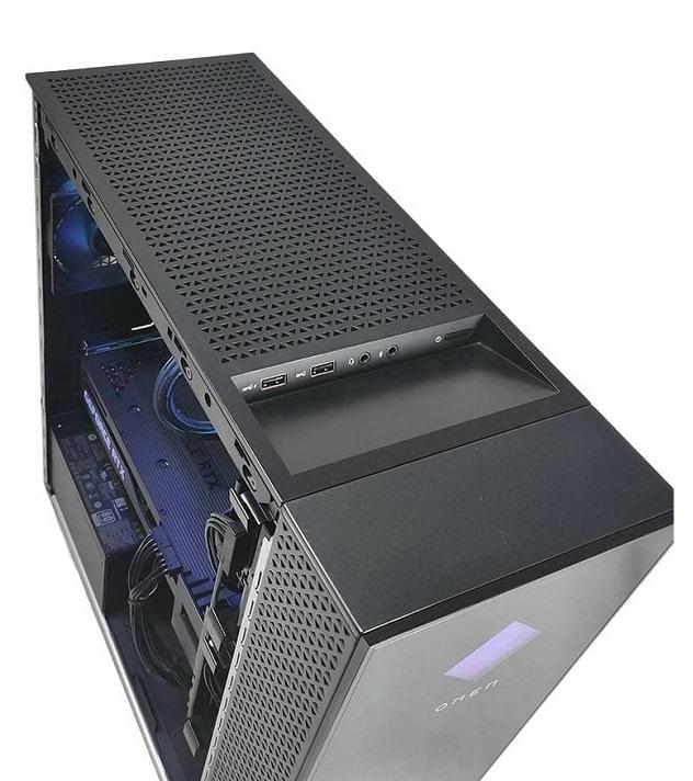 Case HP Gaming Tower OMEN 30L کیس استوک گیمینگ اچ پی