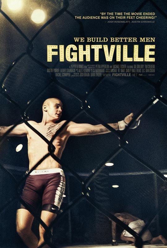 دانلود مستند ام ام ای :   Fightville