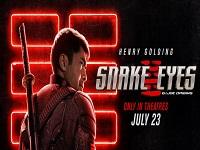دانلود فیلم مار چشم : خاستگاه جی آی جو - Snake Eyes: G.I. Joe Origins 2021