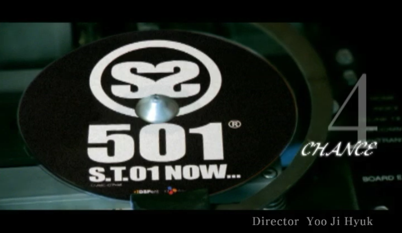 Sst01, ss501 four chance , ss501 4chance, 4 chance