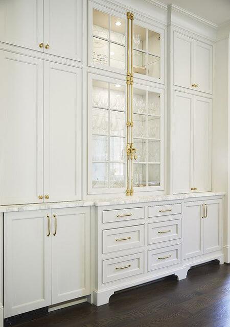 مدل های کابینت کلاسیک classic cabinet