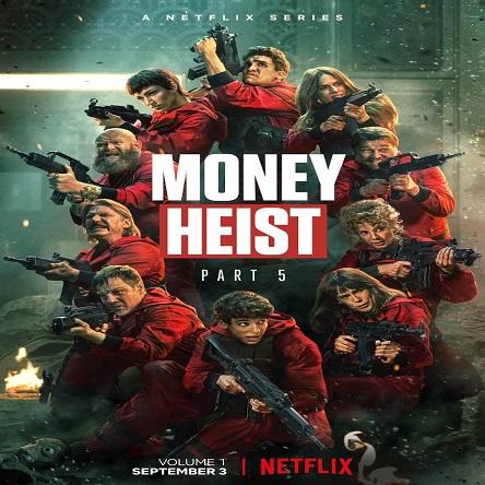 سریال خانهی کاغذی - Money Heist