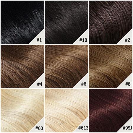 آیا رنگ موی ایرانی بهتر است یا خارجی؟ hair color better