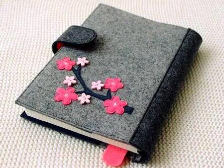 آموزش تزیین جلد دفتر decorate office cover