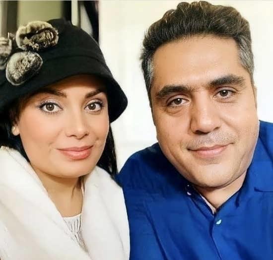 عکس و بیوگرافی صبا راد و همسرش Saba Rad
