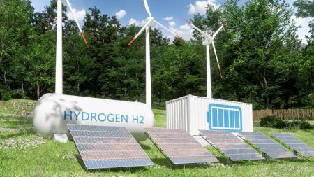 ثبت رکورد جدید تبدیل انرژی خورشیدی به هیدروژن