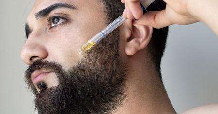 استفاده از روغن نارگیل برای ریش Coconut oil for beard