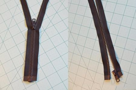 آموزش جا انداختن زیپ در رفته Fit Zipper