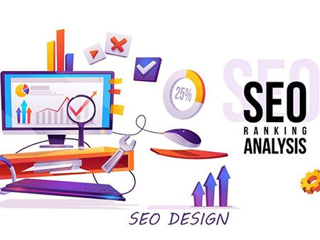 طراحی سایت با سئو حرفه ای Website design with professional SEO