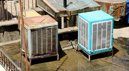 برطرف کردن شوره کولر آبی cooler