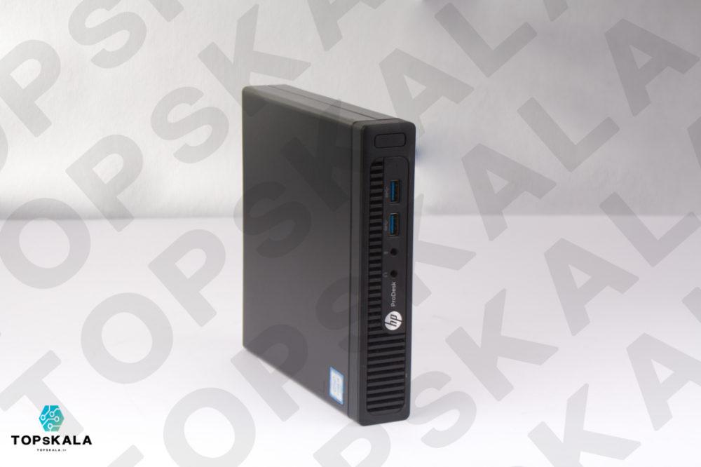 کامپیوتر استوک اچ پی مدل HP Prodesk 400 G2 Mini