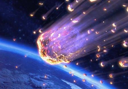 سنگ فضایی RS2 2021 در 16 هزار کیلومتری نقطه برخورد زمین