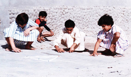بازی های محلی بچه های عراق local iraqi games
