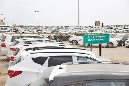 کاهش قیمت خودرو به خاطر واردات