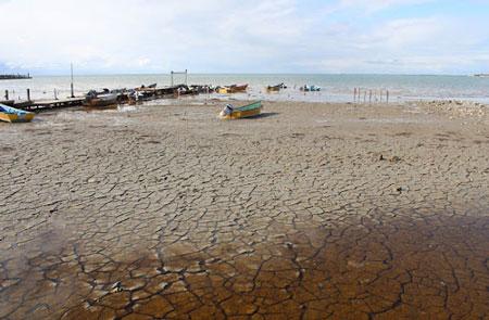 ضرب المثل پا به دریا بگذاره دریا خشک می شود saying sea dries