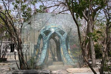 آرامستان ظهیرالدوله و مقبره های برجسته در آن zahiraldowleh