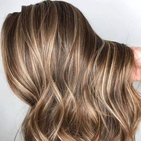 آموزش هایلایت مو Highlight hair