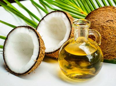 فواید روغن نارگیل برای پوست Coconut Oil