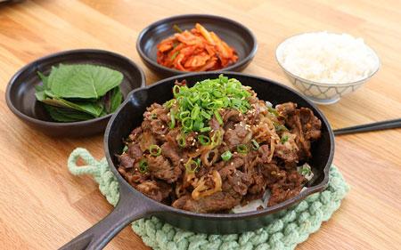 غذاهای سنتی کره ای korean food