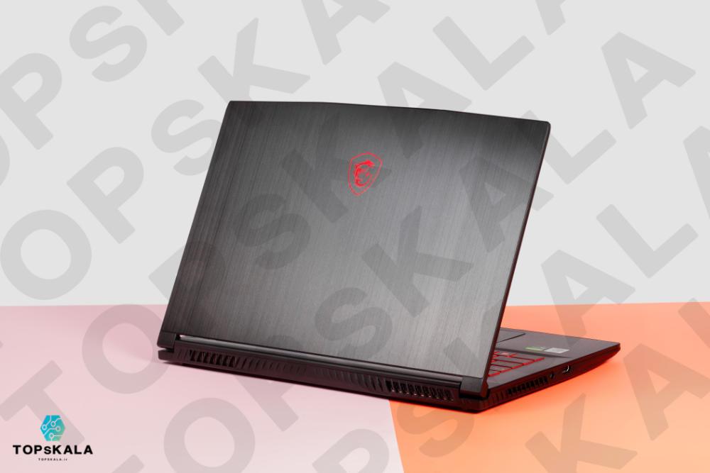 لپ تاپ استوک ام اس آی مدل MSI GF65 Thin 10SDR