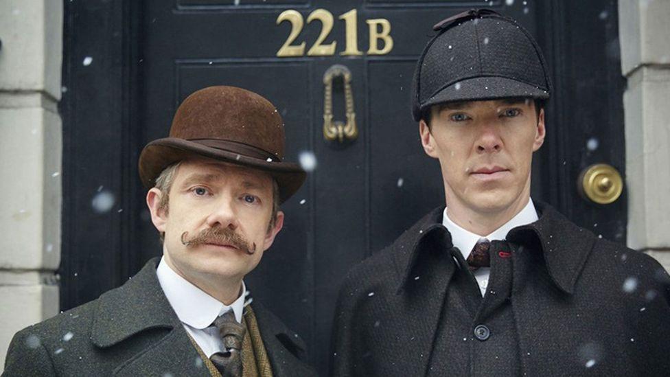 دانلود موسیقی متن سریال Sherlock Holmes